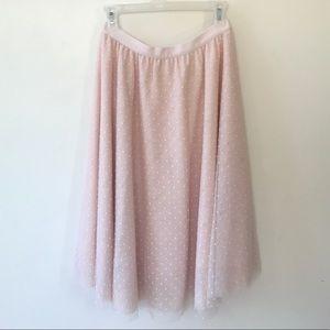 Sjp by Sarah Jessica Parker ten layer skirt